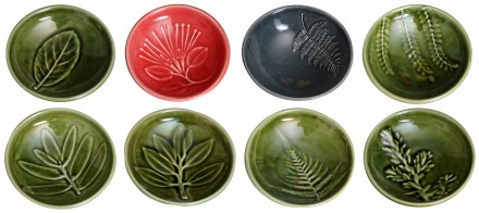 A selection of dip bowls