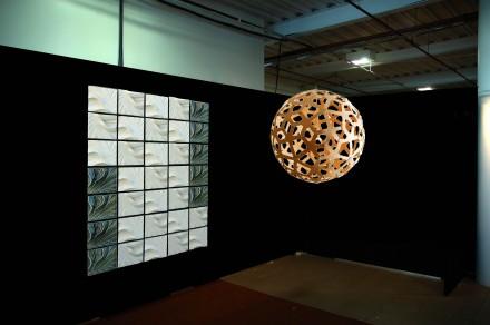Infinity Panel with Trubridge Light