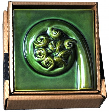 Koru Square in a box