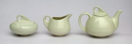 Milk Jug Sugar Bowl Teapot