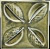 Wall Square Leaf