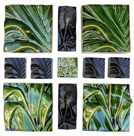 Flax Square, Tips and Kiwi Tiki