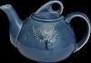 3 Cup Teapot Pohutukawa