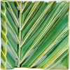 Wall Square Nikau Leaf