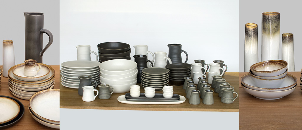 Designer - Tableware & Steiner Ceramics - Handmade Ceramics in New Zealand