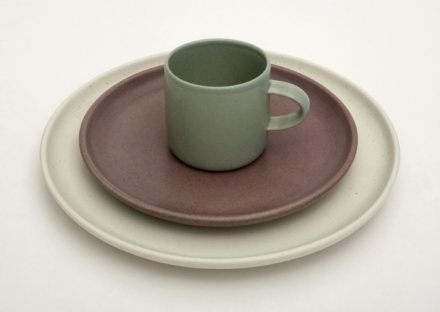 Mug_205 with dinnerware