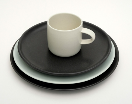 Cups and plates