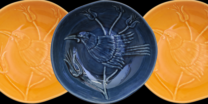 Flora and Fauna Tableware