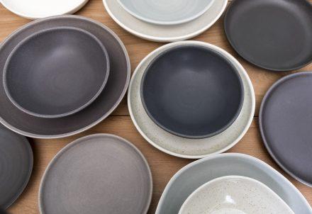 Glaze surface and colour