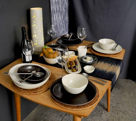 The Steiner Tableware Range