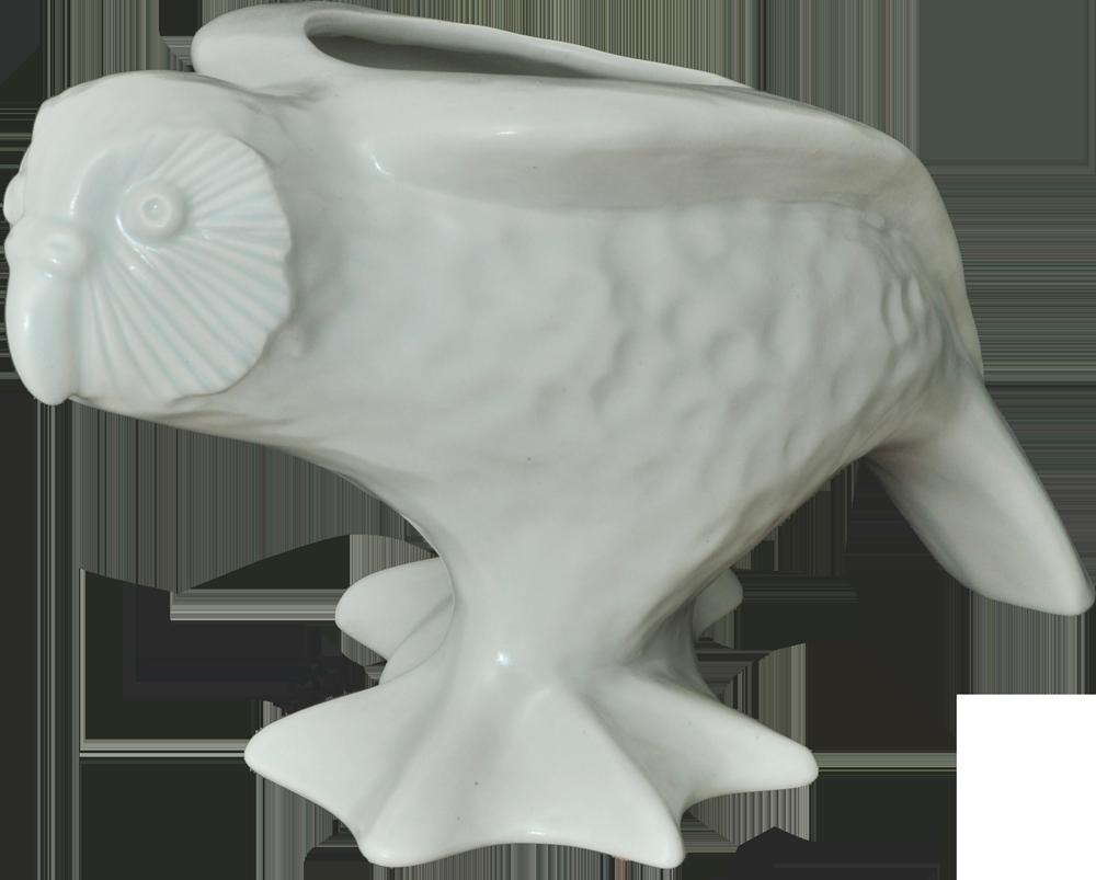 Kakapo Bird Vase